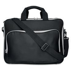 Сумка для ноутбука, полиэстер 450D, черный фото
