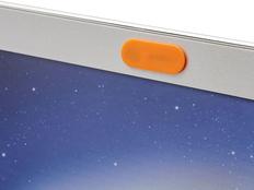 Закрывашка для камеры Hide, оранжевая фото