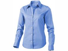 Рубашка женская Elevate Hamilton, синяя фото