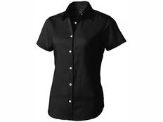 Рубашка женская Elevate Manitoba, черная фото