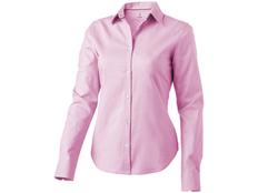 Рубашка с длинным рукавом женская Elevate Vaillant, розовая фото