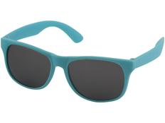 Очки солнцезащитные Retro, голубой фото