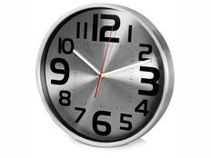 Часы Токио, серый фото