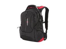 """Рюкзак с отделением для ноутбука 15"""" Swissgear, ярко-красный/ черный фото"""