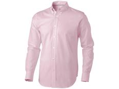 Рубашка с длинным рукавом мужская Elevate Vaillant, розовая фото