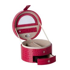 Шкатулка для драгоценностей Capricio, розовый фото