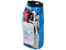 Туристическая водонепроницаемая сумка, голубой фото