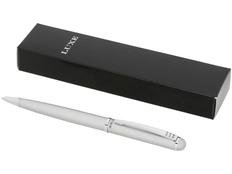 Ручка шариковая металлическая Luxe, серебристая фото