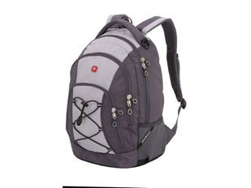 Рюкзак Swissgear, светло-серый/ темно-серый фото