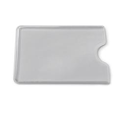 Чехол для кредитной карты пластиковый, прозрачный фото