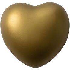 Антистресс «Сердце» Ver.2, золотистый фото