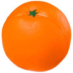 Антистресс Мандарин, оранжевый фото