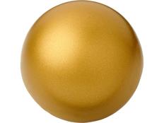 Антистресс Мяч, золотой фото