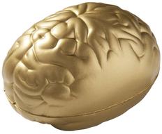 Антистресс Золотой мозг, золотой фото