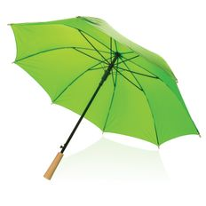 """Зонт трость антишторм полуавтомат XD Collection 23"""", зеленый фото"""