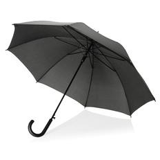 """Зонт трость полуавтомат XD Collection 23"""", черный фото"""