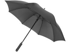 Зонт трость антиветер полуавтомат Marksman Noon, черный фото