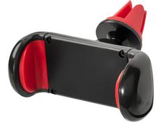 Держатель автомобильный Grip для мобильного телефона, чёрный / красный фото