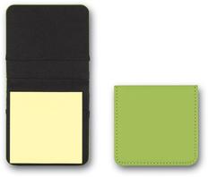 Футляр для бумажных блоков SKUBA, светло-зеленый фото
