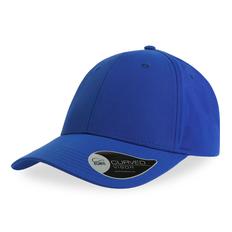 Бейсболка Atlantis Bolt 170, 6 клиньев, синяя фото