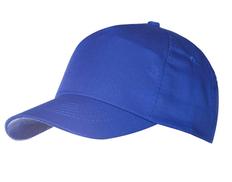 Бейсболка Unit First, ярко-синяя фото