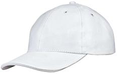 Бейсболка Unit Generic, белая фото