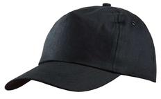 Бейсболка Unit Promo, черная фото