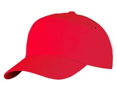 Бейсболка Unit Promo, красная фото