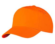 Бейсболка Unit Promo, оранжевая фото
