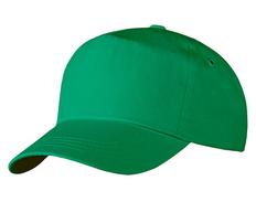 Бейсболка Unit Promo, зеленая фото