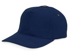 Бейсболка US Basic New York, тёмно-синяя фото
