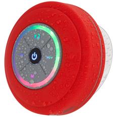 Колонка беспроводная Indivo stuckSpeaker 2.0, красная фото