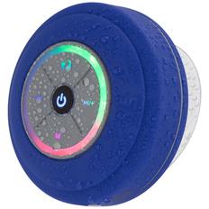 Колонка беспроводная Indivo stuckSpeaker 2.0, синяя фото