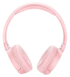 Наушники беспроводные накладные складные JBL T600BTNC, розовые фото