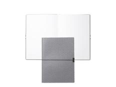 Блокнот А5 Storyline Epitome, тёмно-серый фото