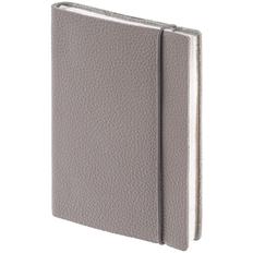 Блокнот Inspire Convex Mini, серый фото