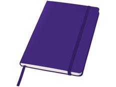 Блокнот в линейку на резинке Journalbooks Juan А5, 80 листов, лаванда фото