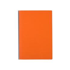 """Блокнот """"Маджента"""", в линейку, А5, оранжевый фото"""