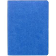Блокнот в клетку Контекст Verso, светло-синий фото