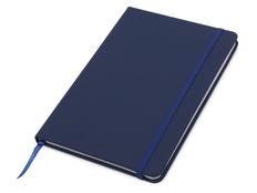 Блокнот в линейку Spectrum А5, синий фото