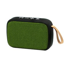 Bluetooth-колонка беспроводная Charge G2, зеленая фото