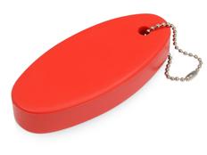Брелок-антистресс Поплавок, красный фото