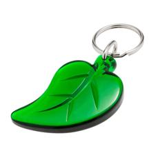 Брелок Folium, зеленый фото