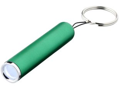 Брелок-фонарик Pull, зелёный фото