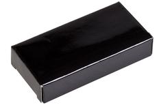 Брелок Graphite, матовый, серый фото