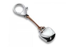 Брелок Philippi Колокольчик счастья, серебряный фото