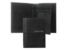 Бумажник Holt, чёрный фото