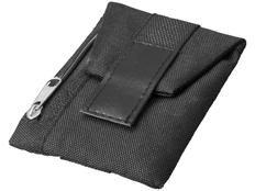 Бумажник Keeper для ношения на обуви, чёрный фото