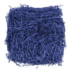 Бумажная стружка Chip, синий фото