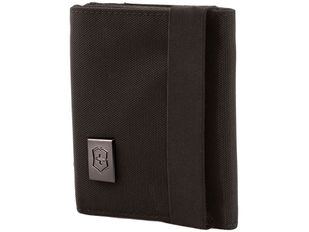 Бумажник Victorinox Lifestyle Accessories 4.0 Tri-Fold Wallet, черный фото